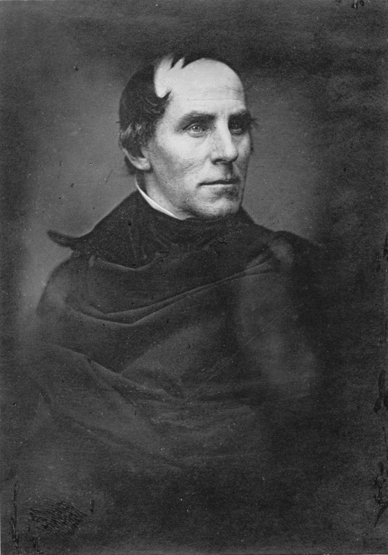 Photograph of Thomas Cole